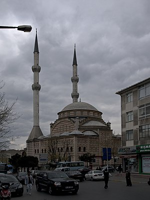 Umraniye central mosque