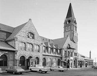 Wyoming Transportation Museum - Union Pacific Passenger Station