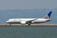 N30913 - B788 - United Airlines