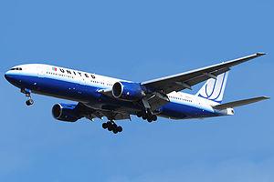 777 (number) - Boeing 777-200