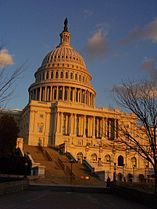 United States Capitol at sunset 2004.jpg