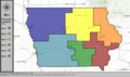 United States Congressional Districts in Iowa, 1973 – 1982.tif