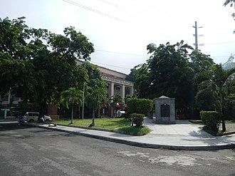 Mehan Garden - Image: Universidadde Manilajf 9926 06