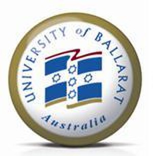 University of Ballarat - Image: University of Ballarat Logo 3D