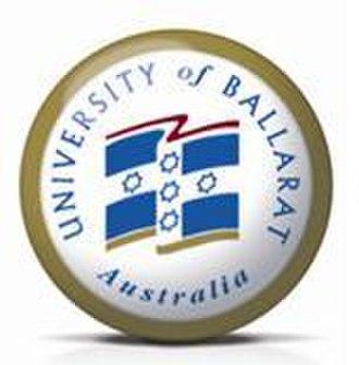University of Ballarat - Image: University of Ballarat Logo 3D