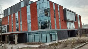 University of Guelph - Thornbrough building (housing the School of Engineering)