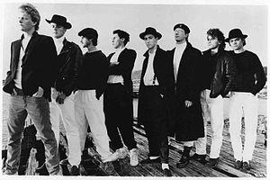 The Uptones - The Uptones in 1986