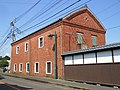 Ushizu Historical Brick Warehouse southwest side.jpg
