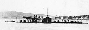 USS Camanche (1864) - Image: Uss Camanche 1864