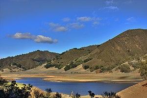 Uvas Reservoir - November 2008