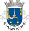 Coat of arms of Vila Franca do Campo