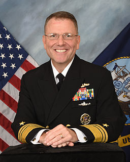 American naval rear admiral
