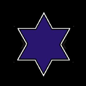 VIII Corps (Union Army) - Image: VII Icorpsbadge