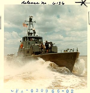 USCGC Point Hudson (WPB-82322) - Image: VTN Pt Hudson 2