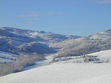 La Val Luretta d'inverno