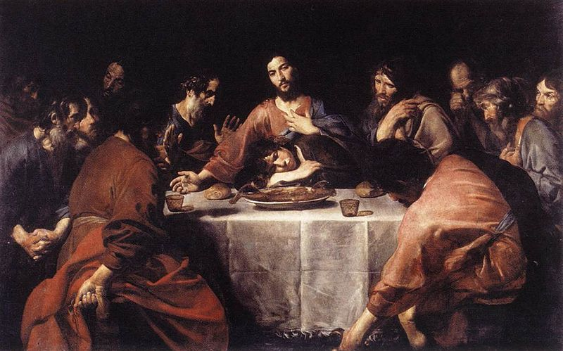 File:Valentin de Boulogne, Last Supper.jpg