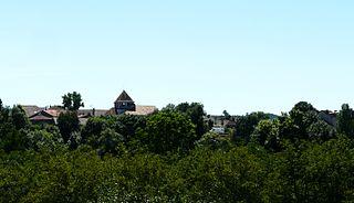 Valeuil Part of Brantôme en Périgord in Nouvelle-Aquitaine, France