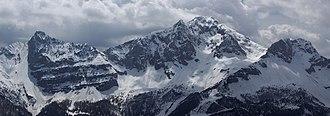 Bergamasque Alps - Image: Valmora, Arera, Corna Piana