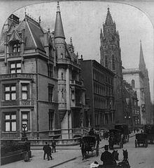 History Of New York State Gilded Age New York State
