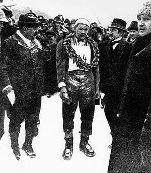 Ernst Alm - Ernst Alm, first winner of Vasaloppet, 1922