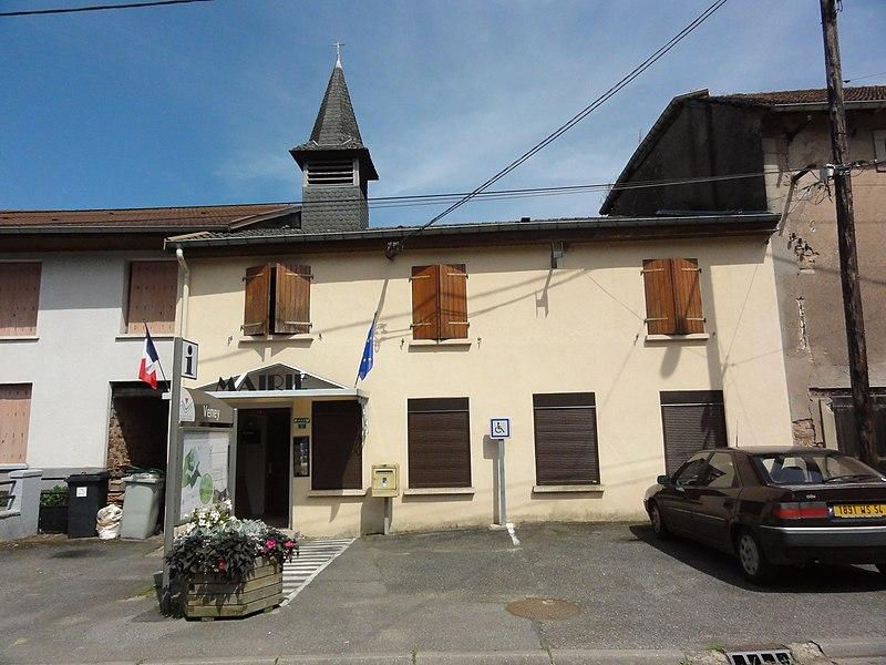 Veney (M-et-M) mairie