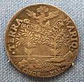 Venezia, osella di silvestro valier, 1696.JPG