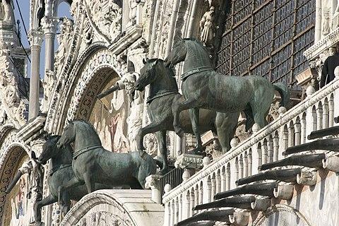 Venice St Marc Basilica