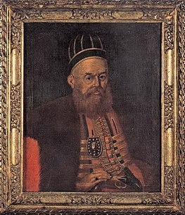 Ali Pasha Tepelena was a powerful autonomous Ottoman Albanian ruler who governed over the Pashalik of Yanina. Venturas1.jpg
