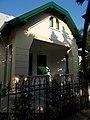Veranda. - 2 Csokonai Street, Balatonfüred.JPG