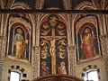 Verona, Basilica di San Zeno, frescos 001.JPG