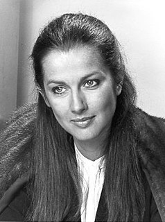 Veronica Hamel American actress