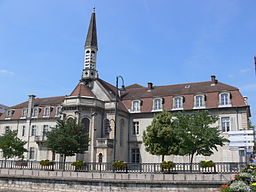 Vesoul townhall chapel