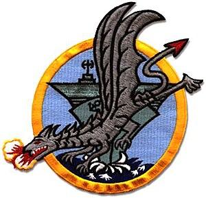 VFA-192 - Early squadron insignia.