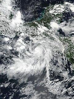 Tropical Storm Vicente (2018)