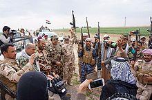 Babes in Tikrit