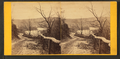 View between Lover's Leap and White House, Neversink Mountain, from Robert N. Dennis collection of stereoscopic views.png