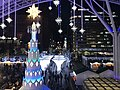 View in front of Hakata Station at night 20181115-3.jpg