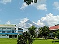 View of Mt. Mayon from Bicol University East Campus, Legazpi City (1).jpg