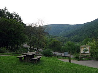 Neath Port Talbot - Image: View of the Afan Valley geograph.org.uk 1552365