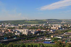 Novokuznetsk - View of Novokuznetsk