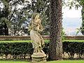 Villa san michele, giardino ovest, statua 02.JPG