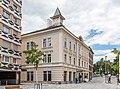 Villach Hanns Gasser Platz 5 Haupt-Feuerwache NO-Ansicht 26062018 3677.jpg