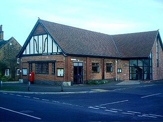 Weston-on-Trent - The Village Hall