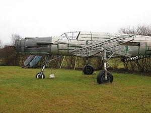 Villingen-Schwenningen Dornier Do-335 Pfeil.jpg