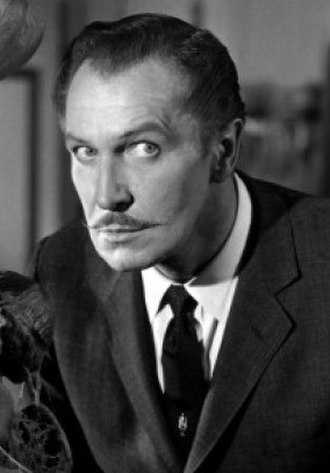 Vincent Price - Price in the trailer for House on Haunted Hill (1959)