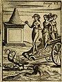 Vincentii Chartarii Rhegiensis Imagines deorum - qui ab antiquis colebantur, unâ cum earum declaratione and historia in qua simulacra, ritus, cæremoniæ magnaque ex parte veterum religio explicatur, (14559246120).jpg