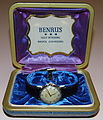 Vintage Benrus Men's Wrist Watch, Self-Winding, Original Case (14052057502).jpg