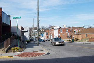 Vinton, Virginia Town in Virginia, United States