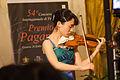 Violinista Fumika Mohri alle prove preliminari 31875.jpg