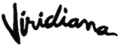 Viridiana movie black logo.png